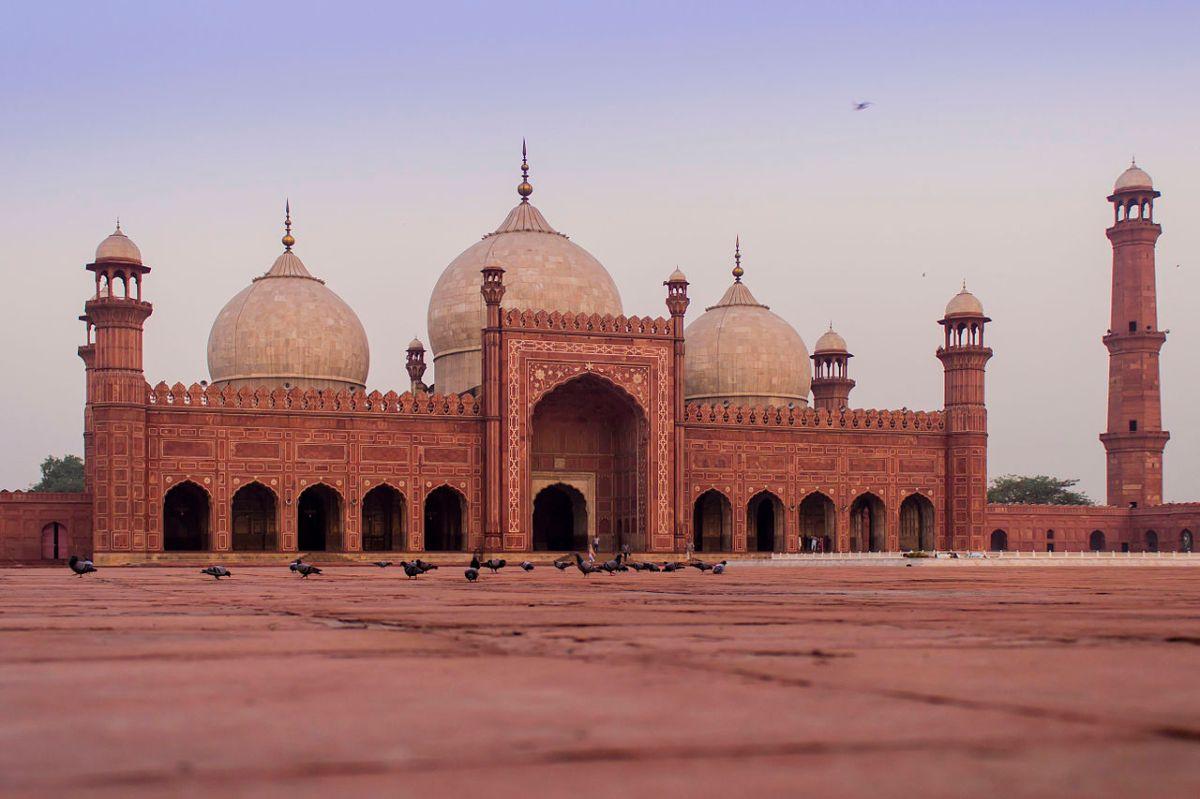 arquitectura islámica: la mezquita